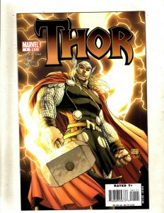 Lot of 12 Thor Marvel Comic Books #1 2 3 4 5 6 7 8 9 10 11 12 GK43