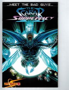 The Scarab Supremacy # 4 Dynamite Comic Books Meet The Bad Guys Alex Ross!!! S54