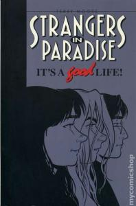 Strangers in Paradise (1994 series) Trade Paperback #3, NM (Stock photo)