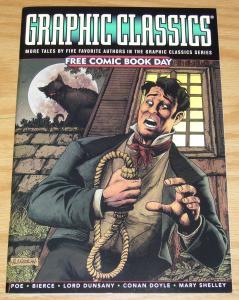 Graphic Classics: Special Edition #1 VF/NM edgar allan poe MILTON KNIGHT doyle
