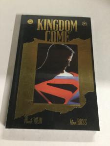 Kingdom Come Nm Near Mint DC Comics Alex Ross HC TPB