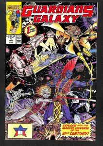 Guardians of the Galaxy #1  1990