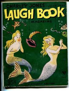 Charley Jones Laugh Book 6/1949-Jayhawk Press-cartoons-gags-FN