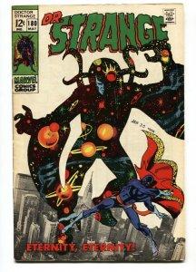 DOCTOR STRANGE #180 1969-MARVEL COMICS-FN
