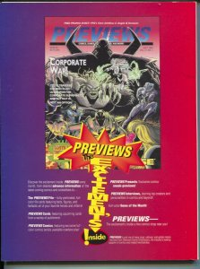 San Diego Comic Convention Program Book 1994-SDCC-Simpsons cover-art-pix-FN
