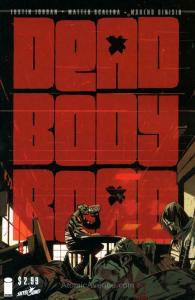 Dead Body Road #4 FN; Image | save on shipping - details inside
