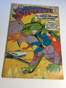 Superman 151 Fn Fine 6.0 DC Comics
