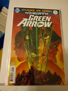 Green Arrow #9 (2016)