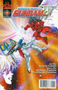 Mobile Suit Gundam Wing #8 VF; Mixx | save on shipping - details inside