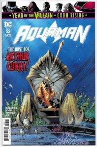 Aquaman #53 Main Cvr (DC, 2019) NM