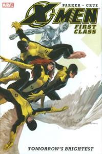 X-Men: First Class (2006 series) Trade Paperback #1, VF+ (Stock photo)