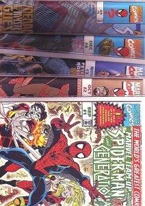 Marvel Team-Up #1to11 (Sep-97) NM Super-High-Grade Spider-Man
