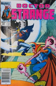 Doctor Strange #68 (1984)