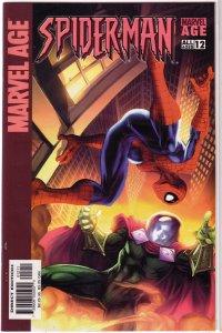 Marvel Age Spider-Man   #12 FN