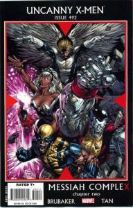 Uncanny X-Men, The #492 VF; Marvel | save on shipping - details inside