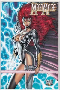 MAXIMAGE #1, VF/NM, Liefeld, Image, 1995 more Image in store