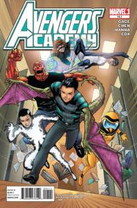 Avengers Academy #14.1 VF/NM; Marvel | save on shipping - details inside