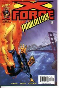 X-FORCE (1991 MARVEL) #101