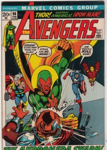 Avengers, The #96 (Feb-72) VF+ High-Grade Avengers