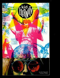 11 Comics Eternity # 2 3 Camelot # 1 Metro # 1 2 3 4 Krypt 1 2 3 JL Euro 1 HJ12