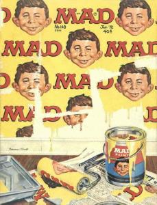 Mad #148 VG; E.C   low grade comic - save on shipping - details inside