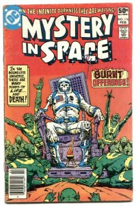 Mystery in Space #116 1981- Johnny Craig- Ditko VG