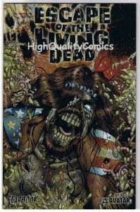 ESCAPE of the LIVING DEAD FearBook, NM, Avatar, Zombies, more Horror in store, A