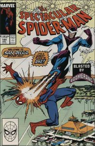 Marvel THE SPECTACULAR SPIDER-MAN (1976 Series) #144 VF