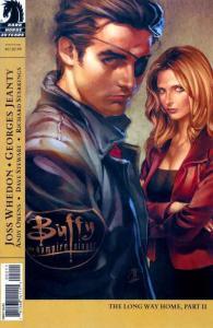 Buffy the Vampire Slayer: Season 8 #2, NM + (Stock photo)
