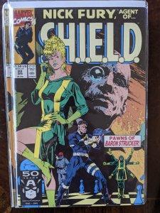 Nick Fury, Agent of SHIELD #22 (1991)