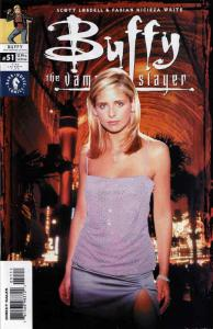 Buffy the Vampire Slayer #51SC VF/NM; Dark Horse | save on shipping - details in