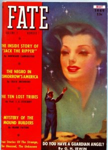 FATE-1949-May-PULP-Mystery-Exploitation-Strange-Unusual-Unknown-JACK THE RIPPER