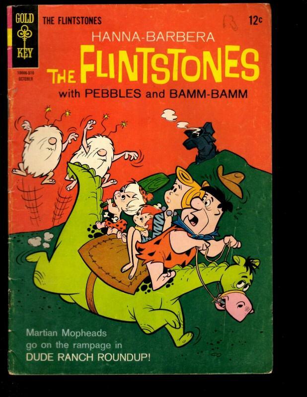 8 Comics Flinstones # 410 602 9 409 510 512 606 Spaceman # 2  JL37