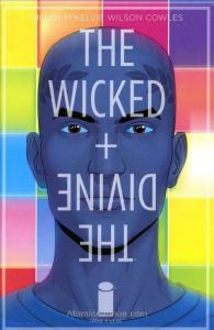Wicked + The Divine, The #8 VF; Image | save on shipping - details inside