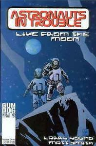 Astronauts In Trouble: Live From the Moon #3 VF/NM; AiT-Planet Lar | save on shi