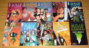 Mage: the Hero Defined #0 & 1-15 VF/NM complete series +(2) variants matt wagner