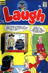Laugh Comics #183, Good- (Stock photo)