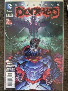 Superman: Doomed #2 (2014)