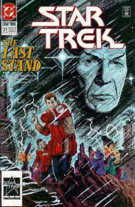 Star Trek (4th Series) #21 VF/NM; DC | save on shipping - details inside