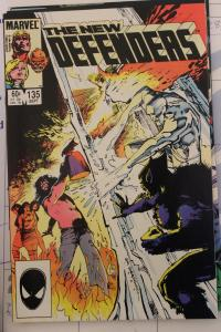 New Defenders 135 VF/NM