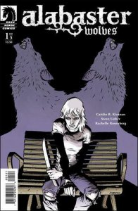 Alabaster Wolves #1A VF/NM; Dark Horse | save on shipping - details inside
