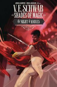 SHADES OF MAGIC (2018 TITAN) #6 VARIANT CVR B OLIMPIERI PRESALE-06/26