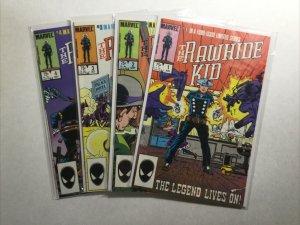 Rawhide Kid 1-4 1 2 3 4 Lot Run Set Near Mint Nm Marvel