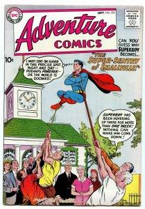 Adventure Comics 252 Sep 1958 VG+ (4.5)