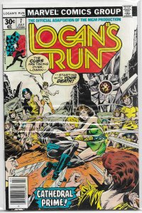 Logan's Run   vol. 1   #7 FN