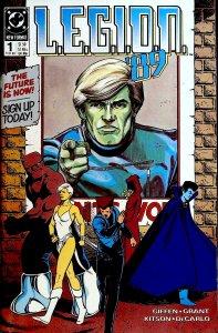 L.E.G.I.O.N. #1 (1989)