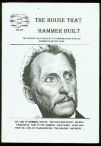 House That Hammer Built Fanzine#4 1997-HORROR-VAMPIRE-- FN/VF