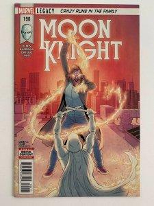 Moon Knight #190 (Marvel Comics 2018) NM