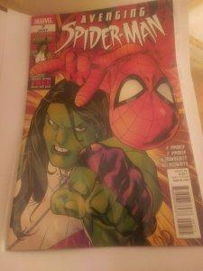 Avenging Spider-Man May #7 Marvel comics NM