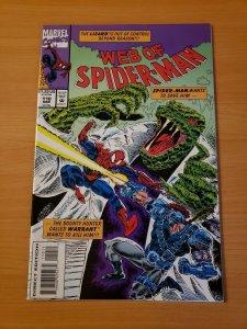 Web of Spider-Man #110 ~ NEAR MINT NM ~ (1994 Marvel Comics)